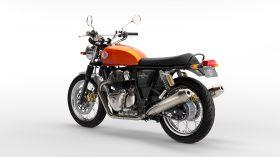Interceptor 650 Orange Crush 7