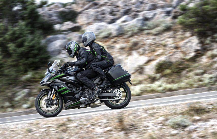 Kawasaki Ninja 1000SX, turismo con tintes deportivos