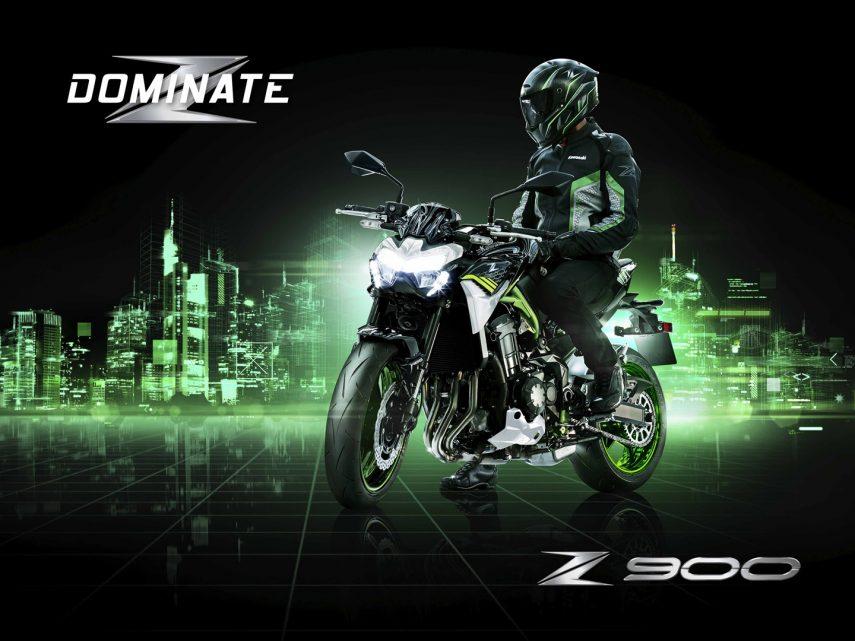 Llega la nueva Kawasaki Z 900 2021, misma fórmula y nuevos colores