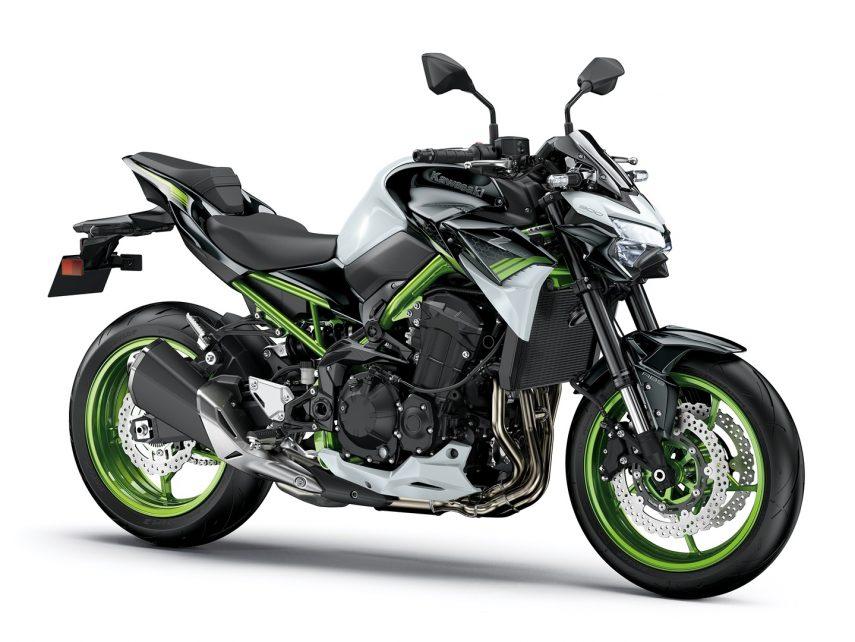 Kawasaki Z 900 2021 29
