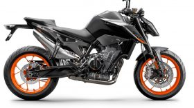 KTM 890 DUKE Studio black right