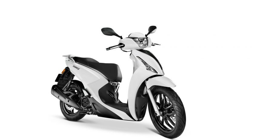 KYMCO People S 125 2021 07
