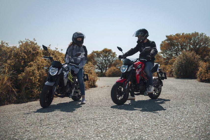 Macbor Fun 125, ya disponible en las tiendas de motos