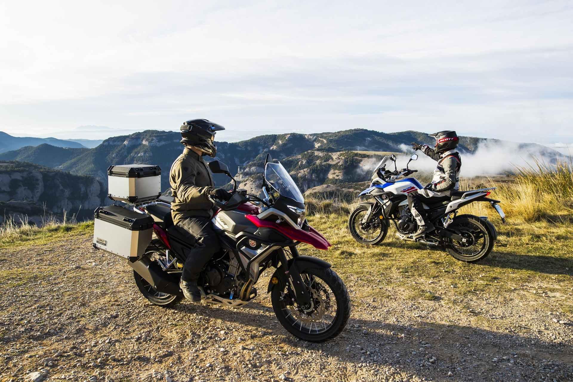 Nueva Macbor Montana XR5, una trail con 47 CV que llega pisando fuerte