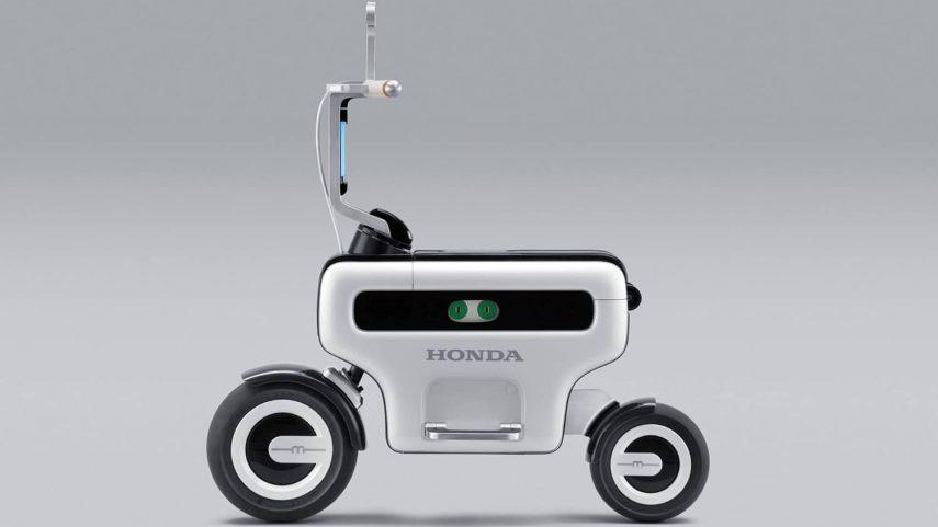¿Está Honda preparando el regreso de la Motocompo?