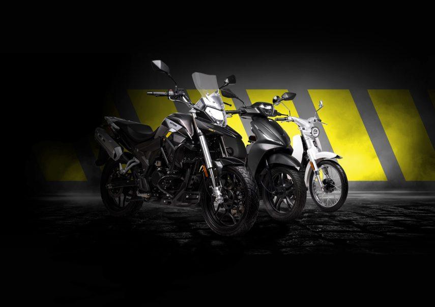 Motron Motorcycles, la nueva firma del Grupo KSR comienza su andadura