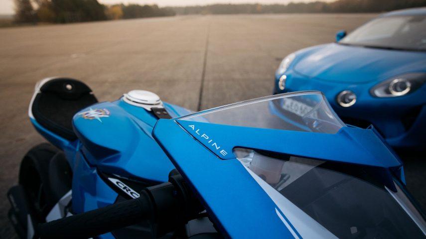 MV Agusta Superveloce Alpine 31