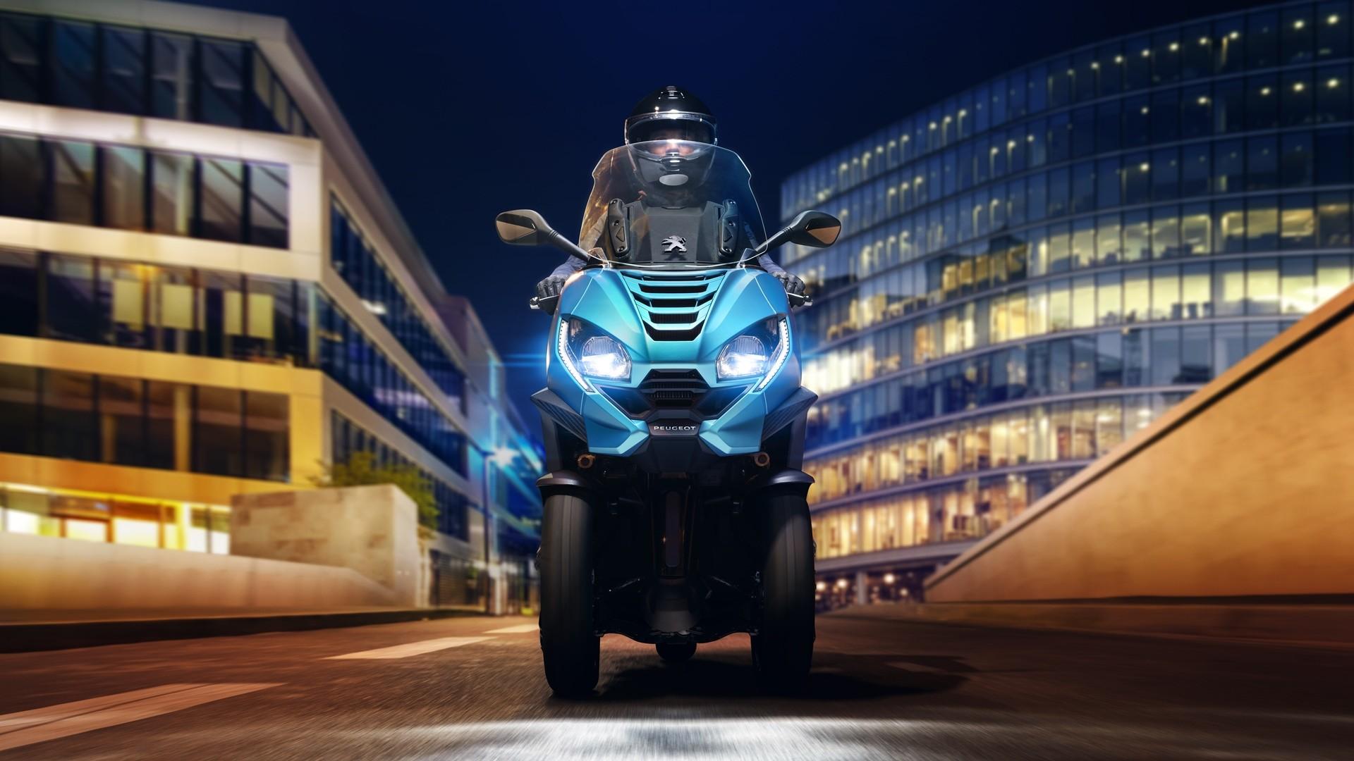 Nouveau Peugeot Metropolis KV