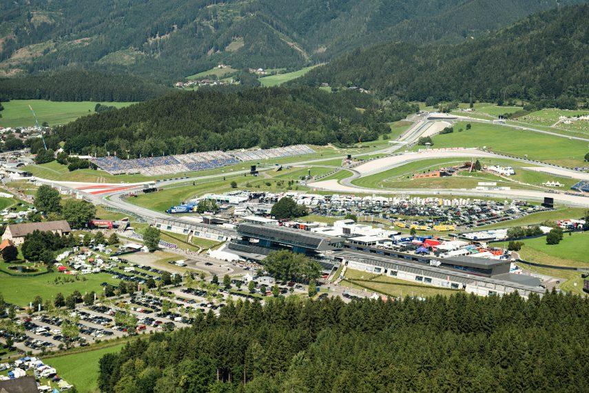 Horarios del Gran Premio de Austria de MotoGP 2020