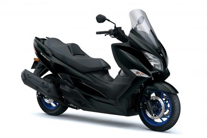 Suzuki Burgman 400 2021 07