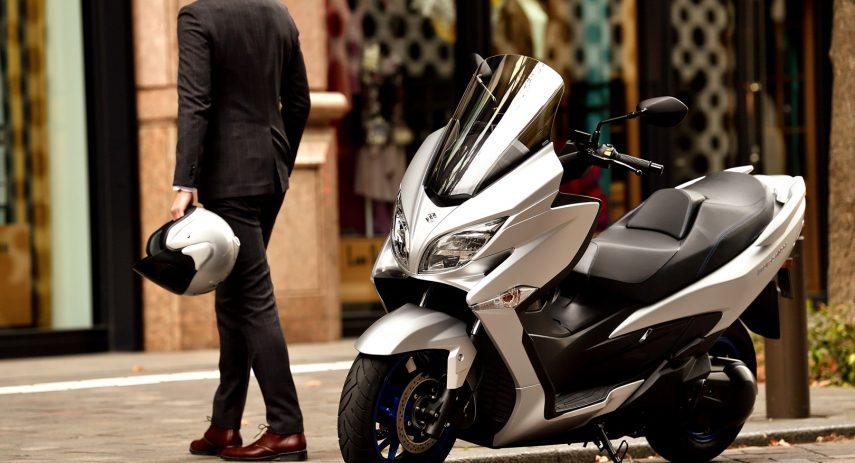 Suzuki Burgman 400 2021 32