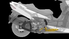 Suzuki Burgman 400 2021 91