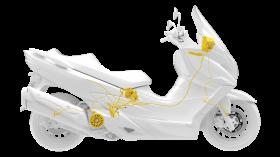 Suzuki Burgman 400 2021 94