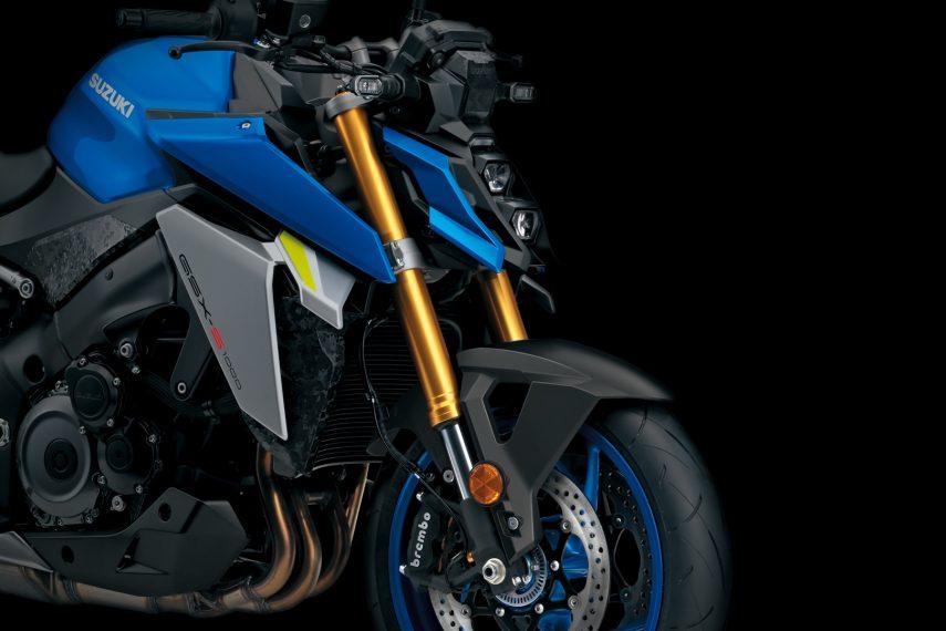 Suzuki GSX S 1000 2021 121