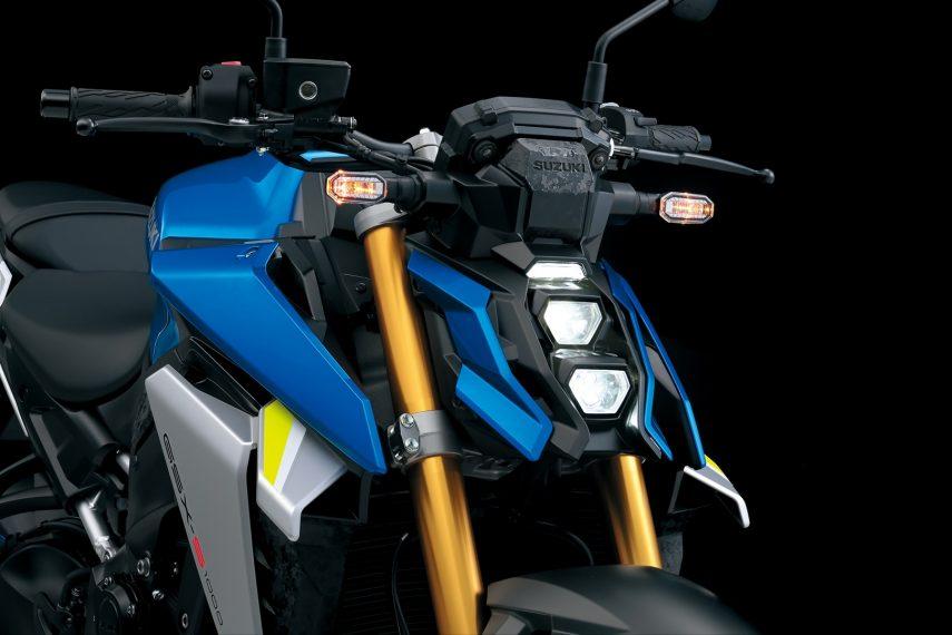 Suzuki GSX S 1000 2021 124