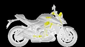 Suzuki GSX S 1000 2021 143