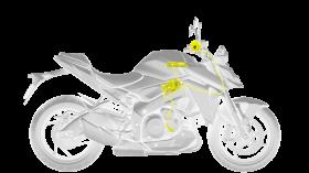 Suzuki GSX S 1000 2021 145