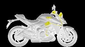 Suzuki GSX S 1000 2021 147