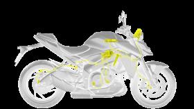 Suzuki GSX S 1000 2021 149