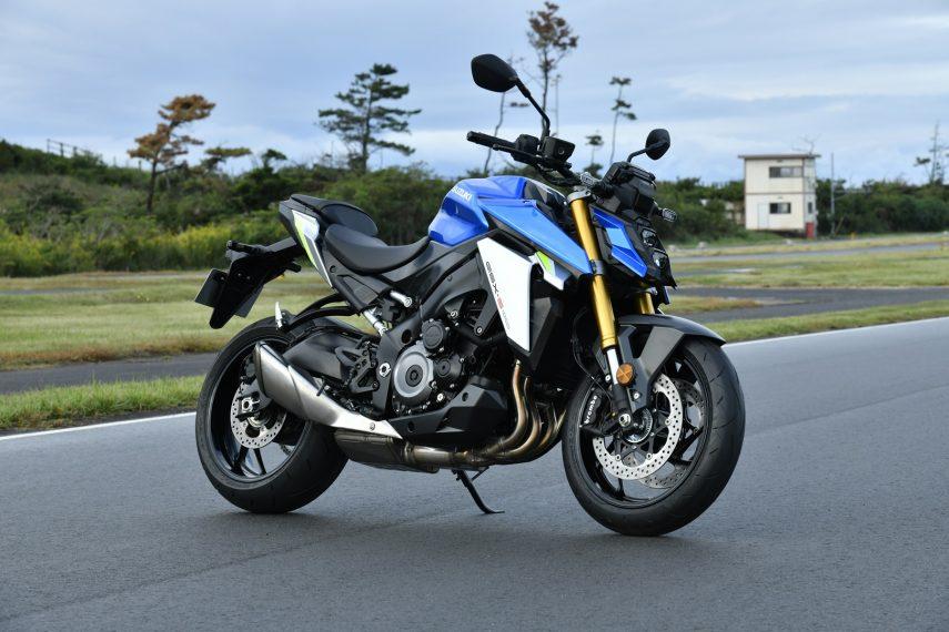 Suzuki GSX S 1000 2021 65