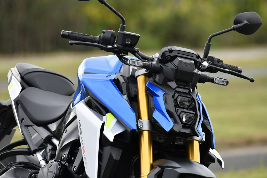 Suzuki GSX-S 1000 2021, un lavado de cara en profundidad