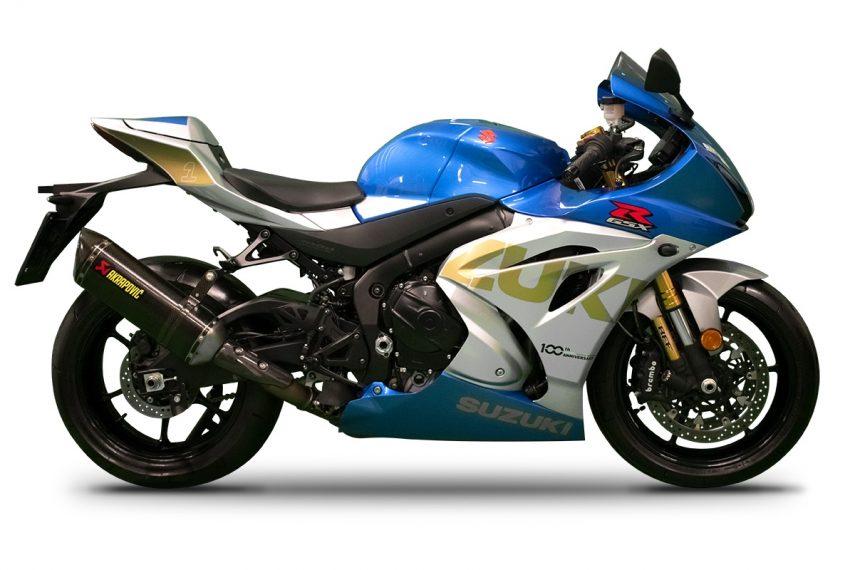 Suzuki GSXR1000R 2020