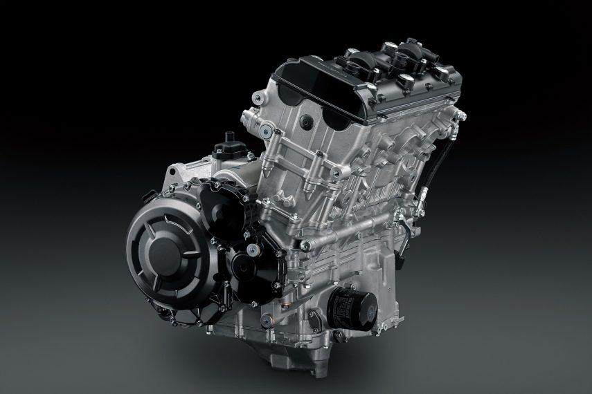 Suzuki Hayabusa 1300 2021 Tech 16