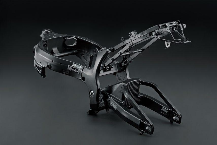 Suzuki Hayabusa 1300 2021 Tech 19