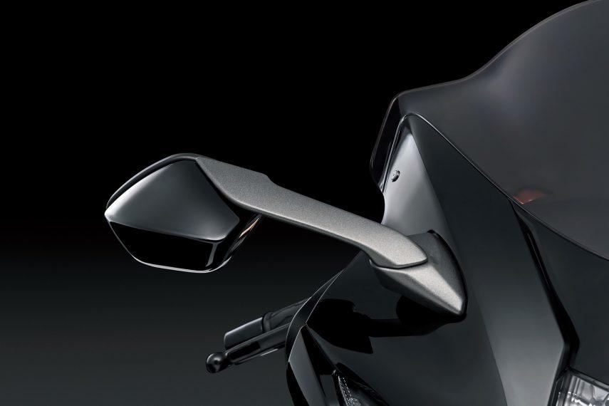 Suzuki Hayabusa 1300 2021 Tech 39