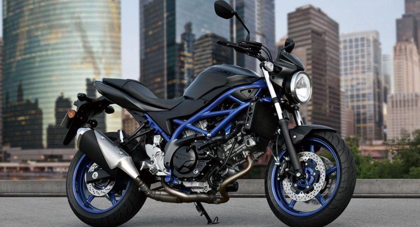 Suzuki SV 650 2021 05