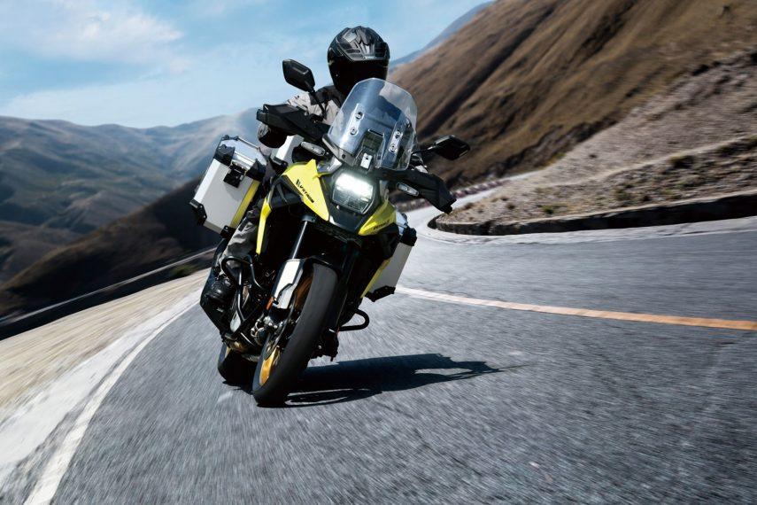 Suzuki V-Strom 1050 XT 2021: todo sigue igual, para bien o para mal