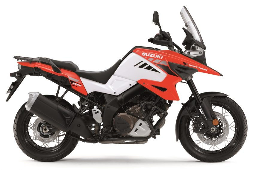 Suzuki V Strom 1050 XT 2021 01