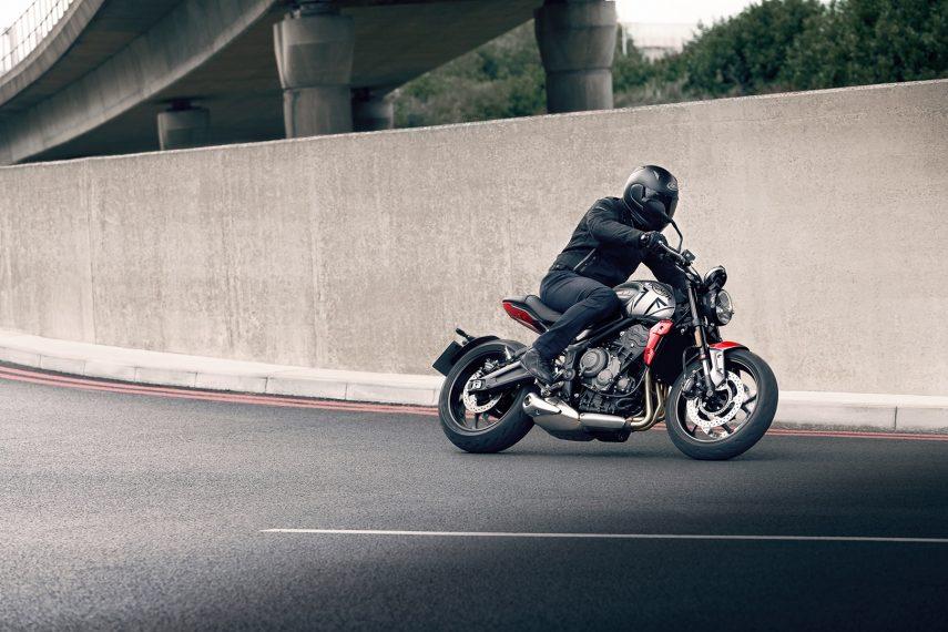 Triumph Trident 2021: la naked de acceso británica