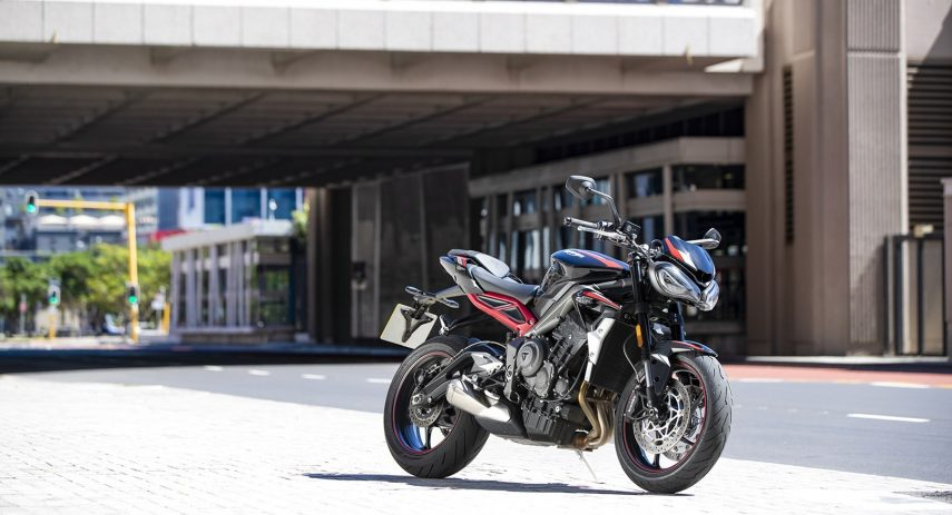 Triumph StreetTripleR 2020 13