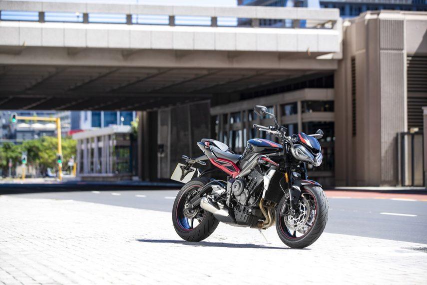Triumph Street Triple R 2020, diversión y prestaciones a precio contenido