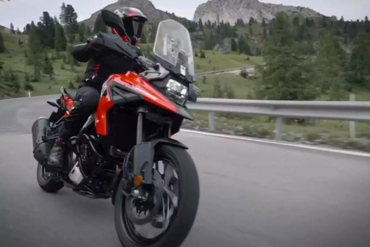 Suzuki V-Strom 1000 2020: inspiración DR Big