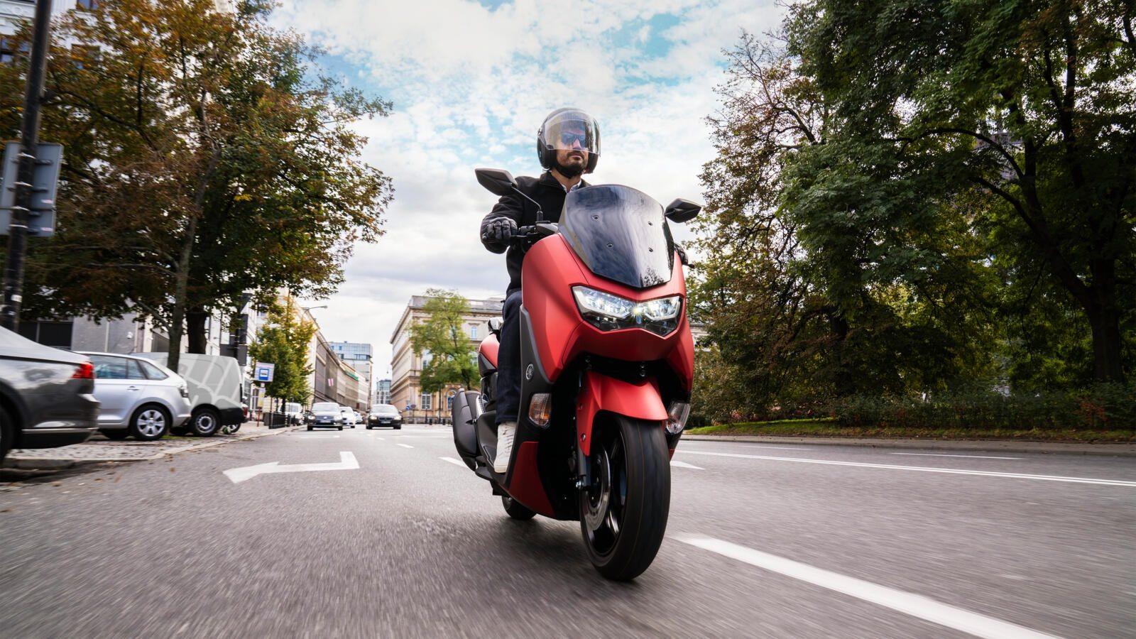 Yamaha NMAX 125 2021, el modelo accesible se renueva en profundidad