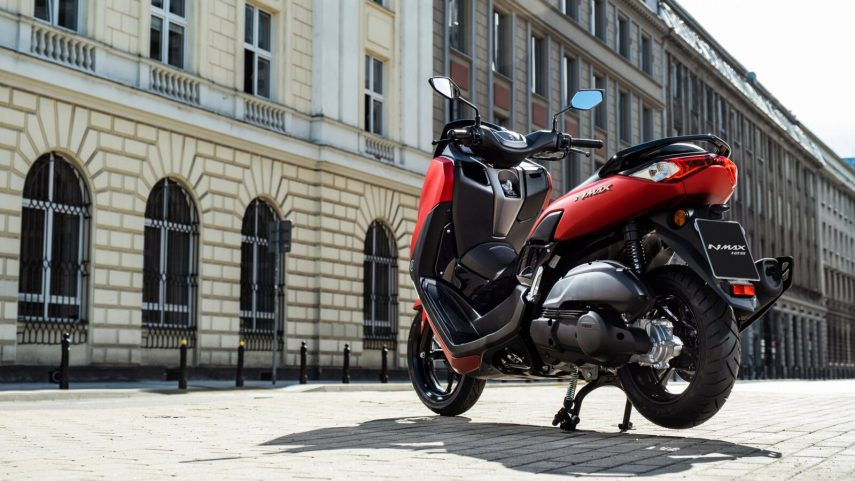 Yamaha NMAX 125 2021 13