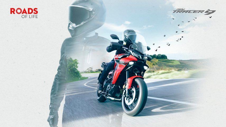 Se presentan las nuevas Yamaha Tracer 9 2021 y Tracer 9 GT 2021