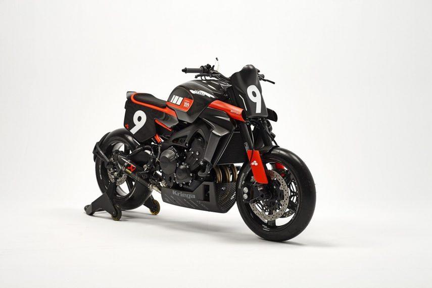BOTT XR9 Carbona, un kit ligero y agresivo para la Yamaha MT-09