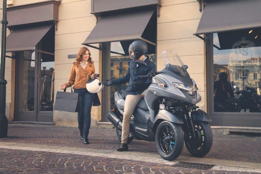 Yamaha Tricity 300 05
