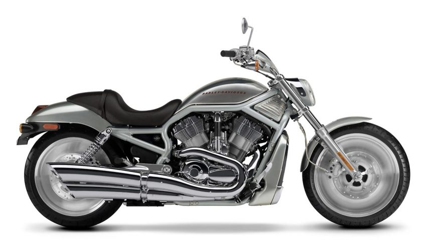 Moto del día: Harley-Davidson V-Rod