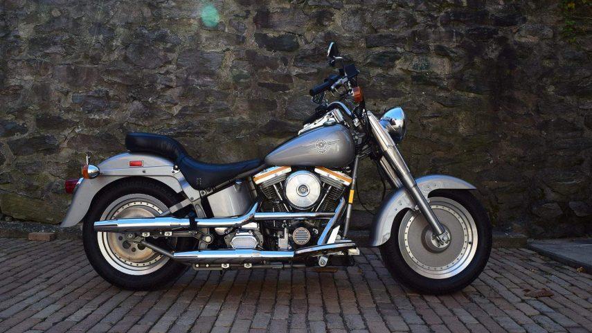 Moto del día: Harley-Davidson Fat Boy