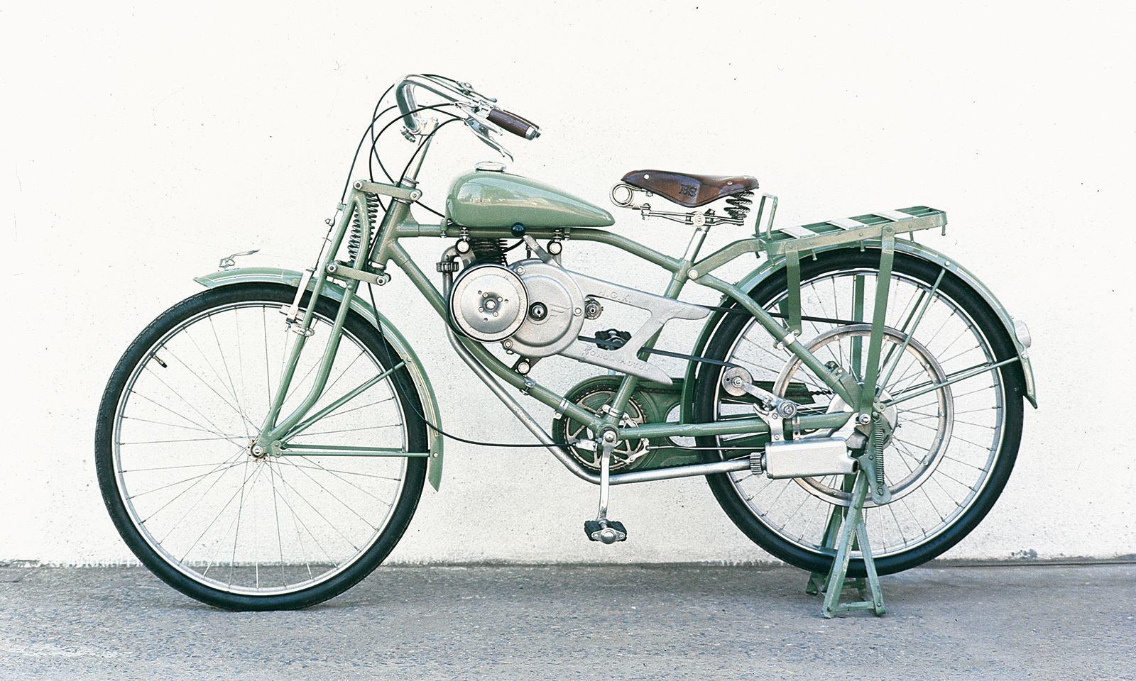 Moto del día: Honda Model A