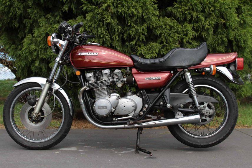 Moto del día: Kawasaki KZ1000
