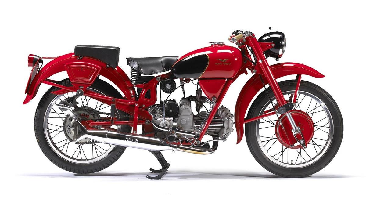 Moto del día: Moto Guzzi Airone Sport