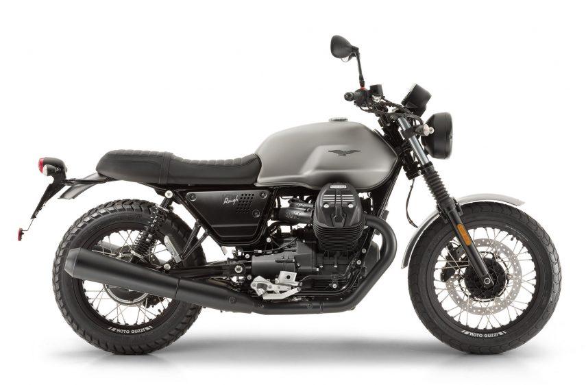 Llegan las nuevas Moto Guzzi V7 III: Rough y Milano