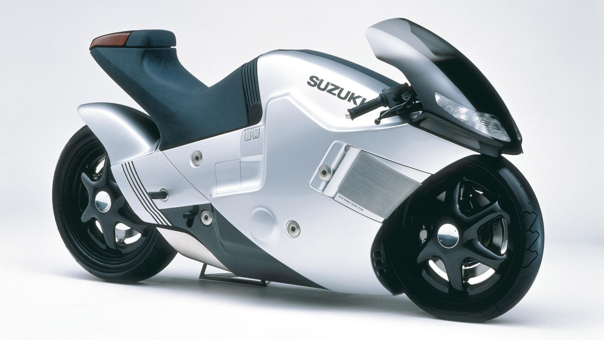 Moto del día: Suzuki Nuda
