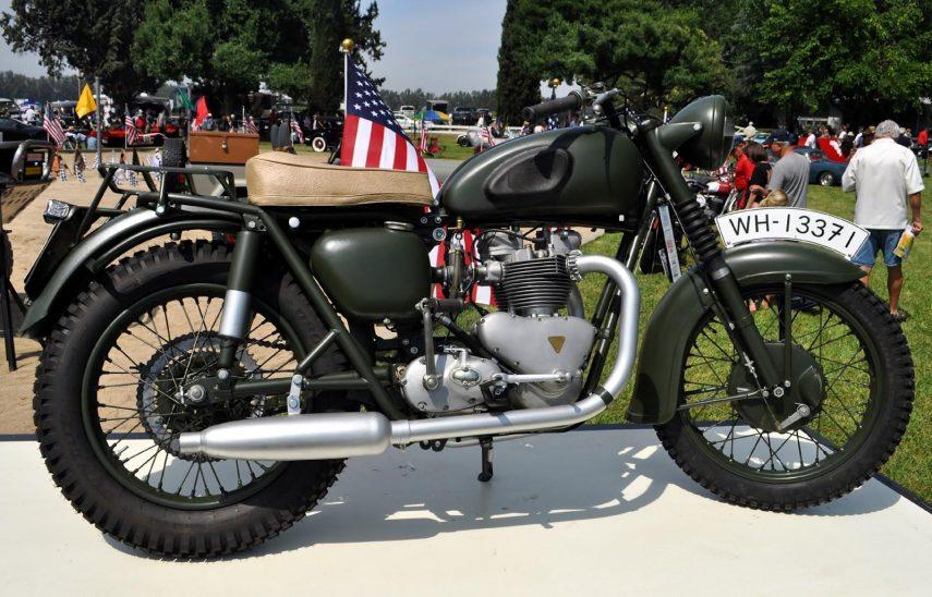Moto del día: Triumph TR6 Trophy
