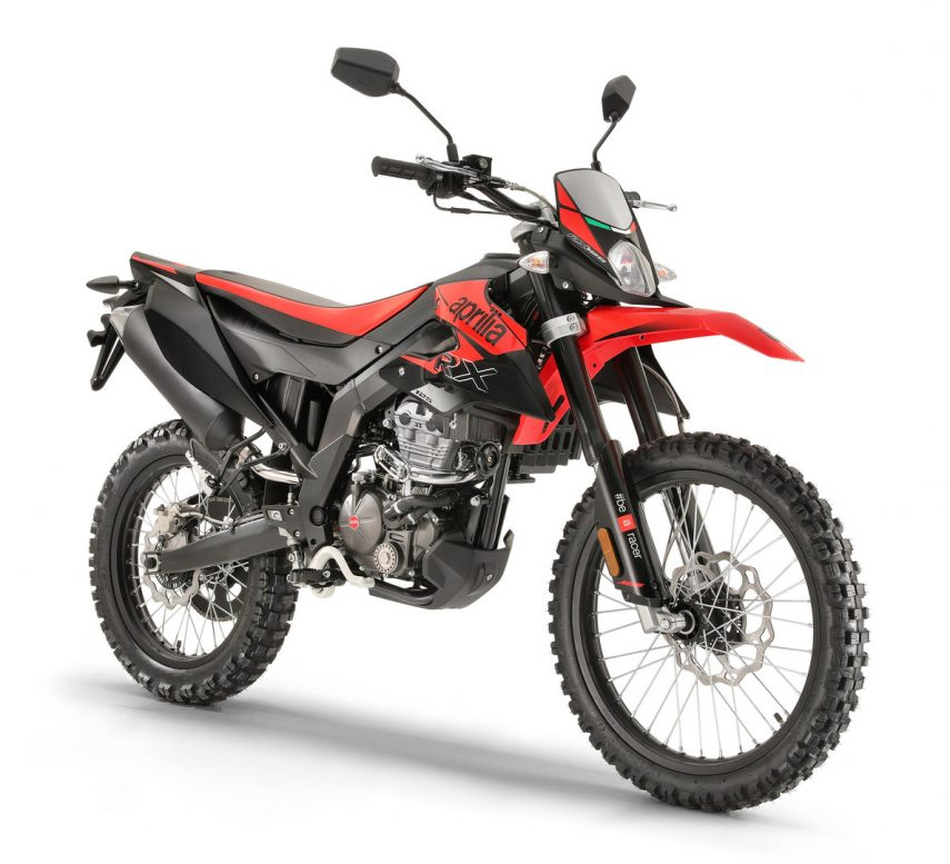 Aprilia trae sus nuevas deportivas de 50 y 125 cc